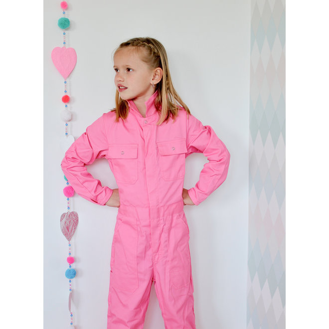 Two children's overalls with a discount