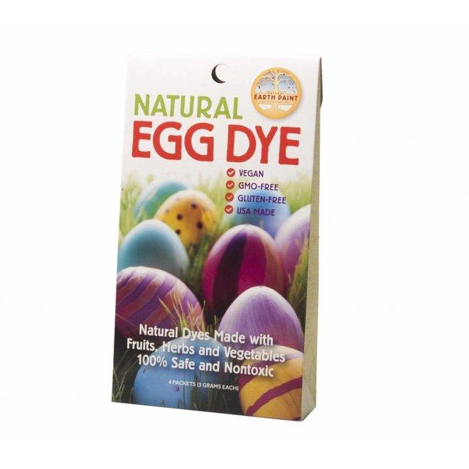 Biologische eierverf
