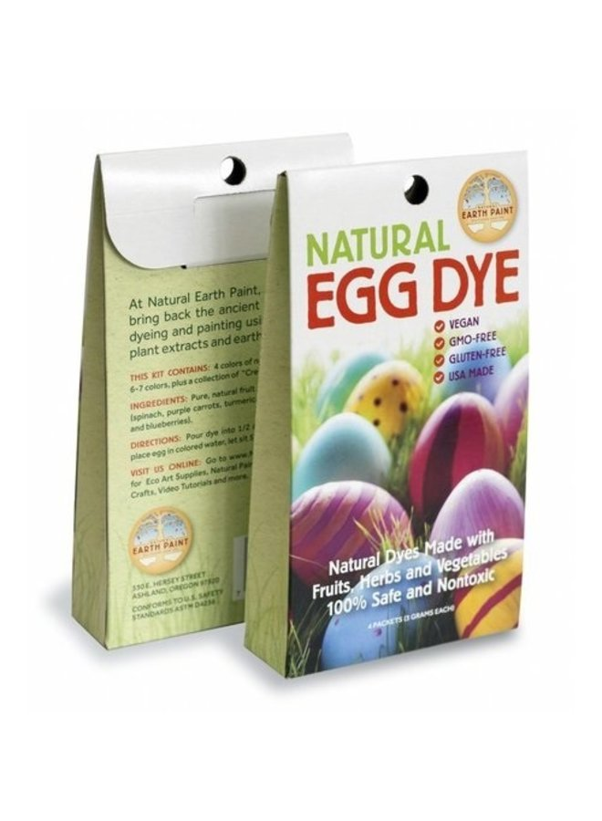 Natural egg paint Earthpaint