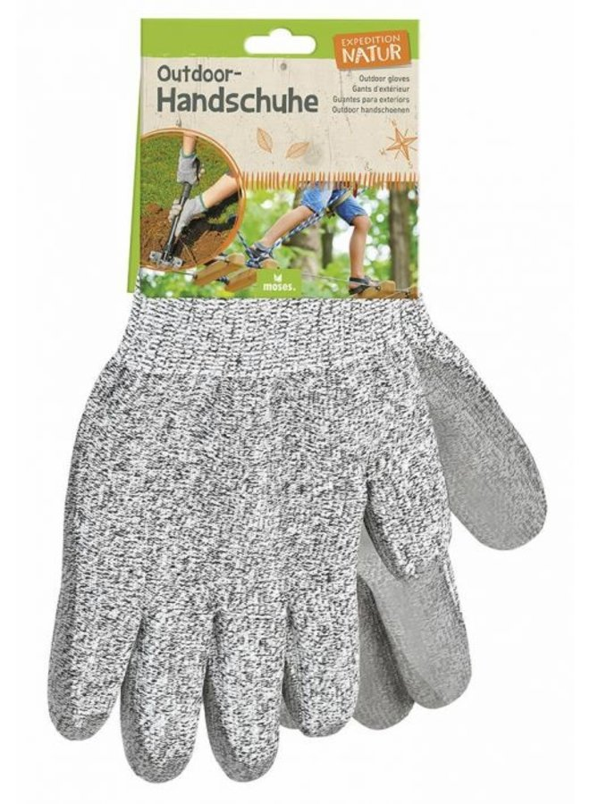 Cut-resistant children's gloves