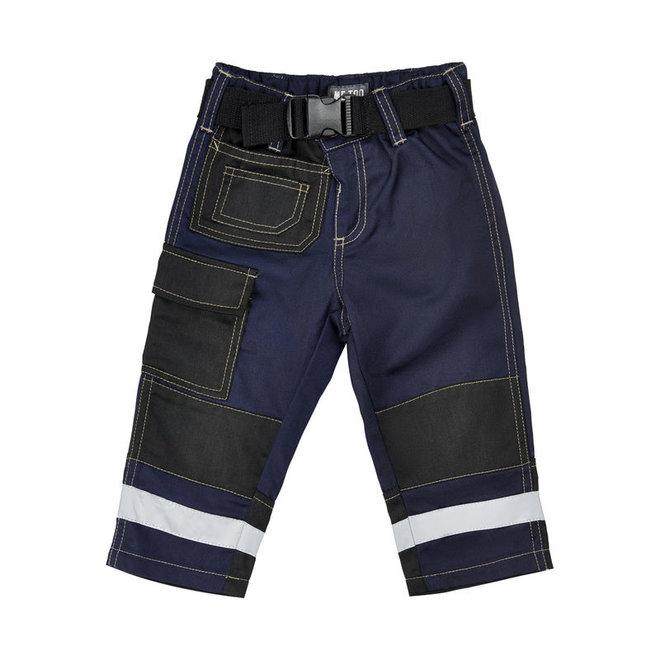 Kinder werkbroek - donkerblauw