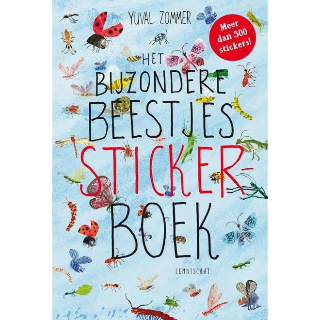 The Special Critters Sticker Book