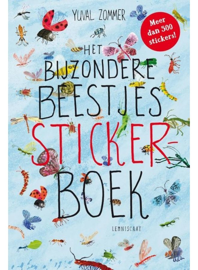 Sticker Book- Special Critters