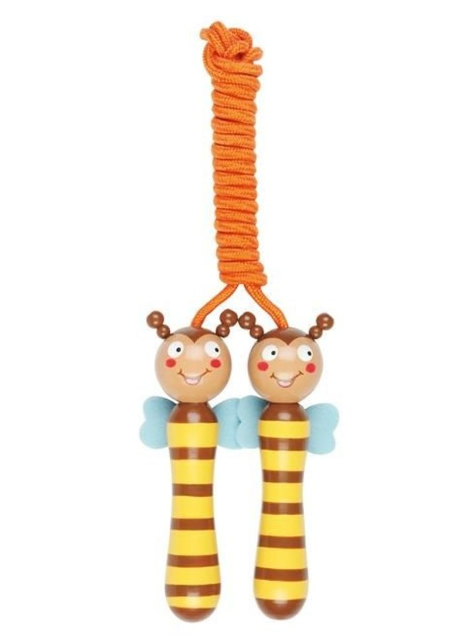 Skipping rope for children Bees