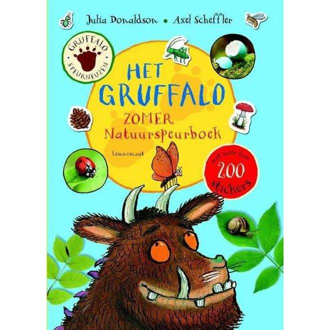 Gruffalo - Nature Research Book Summer edition