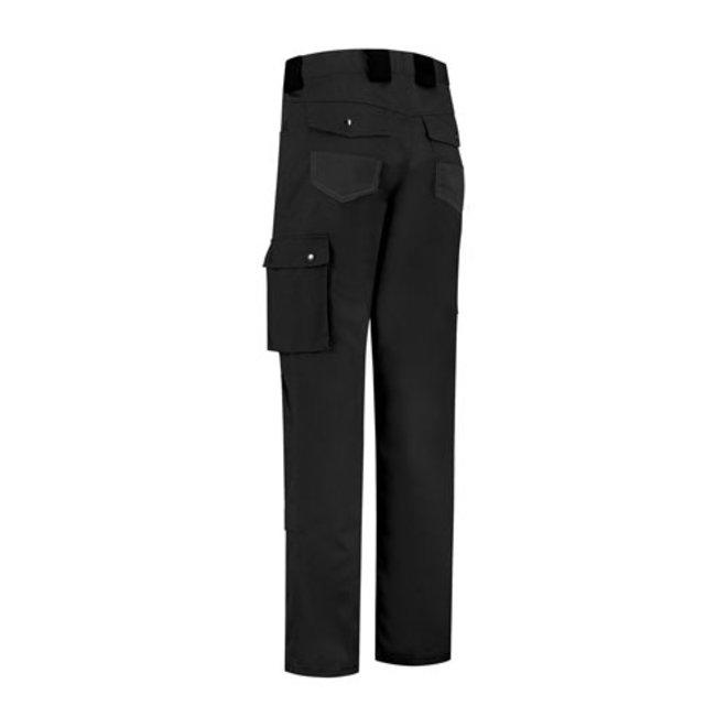 Worker, werkbroek katoen-polyester   Zwart