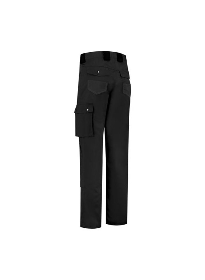 Worker, cotton polyester work trousers | Black