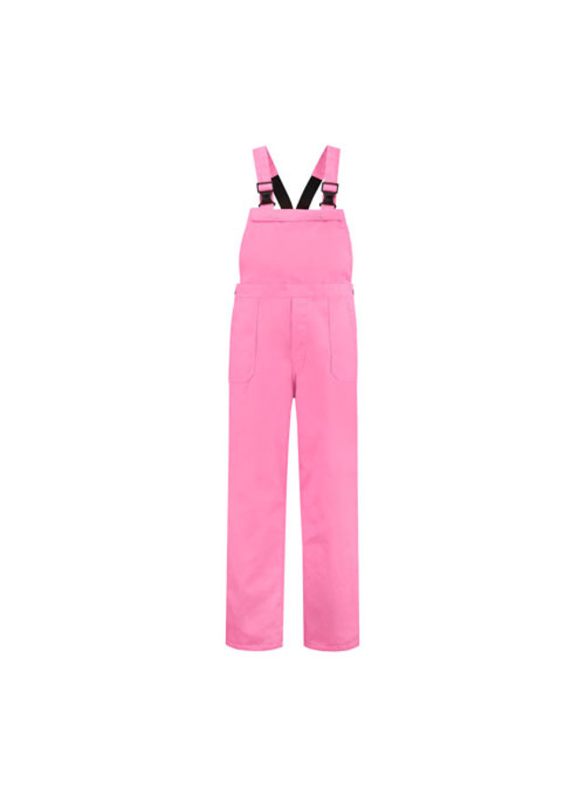 Dungarees | Pink | ladies and men unisex