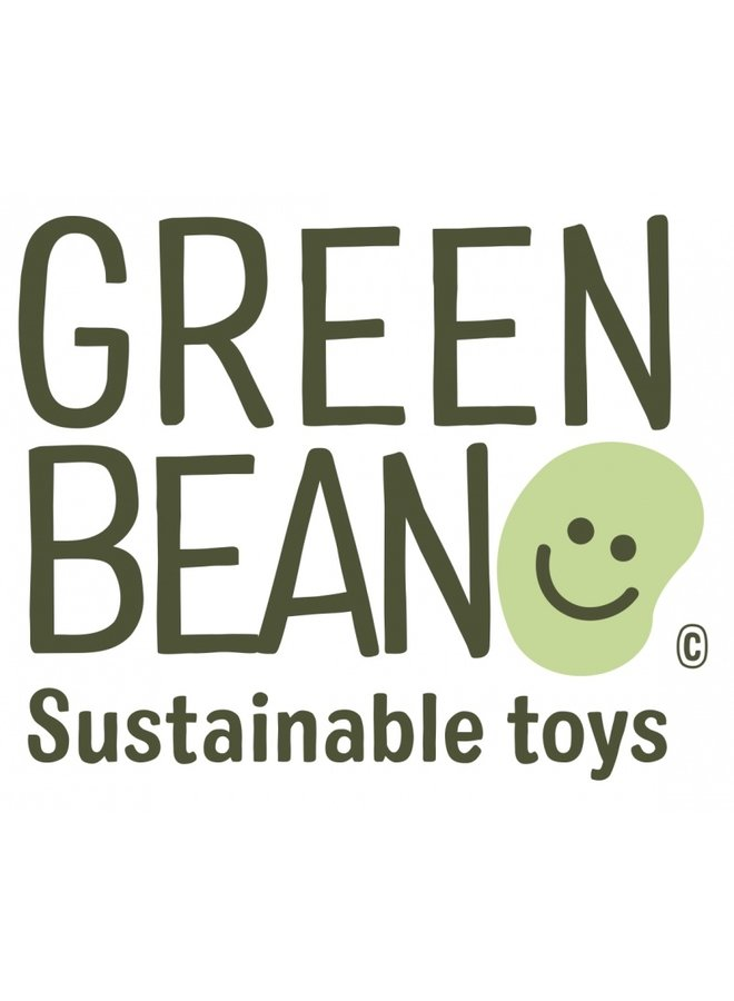 Kinder emmer   100% gerecycelde materialen