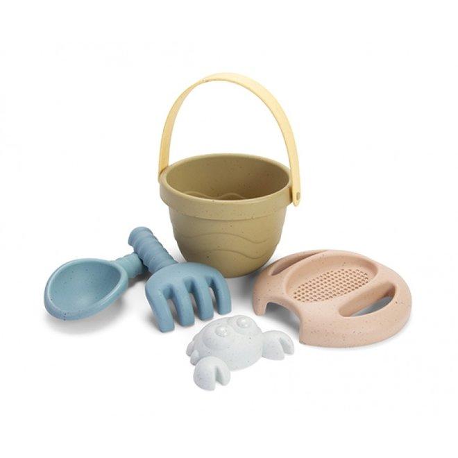 Bioplastic mini sandbox set -5 pieces