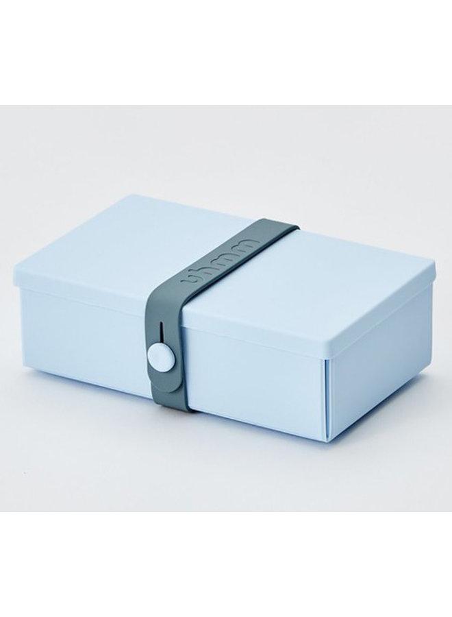 Uhmm Box| no. 1| lichtblauw