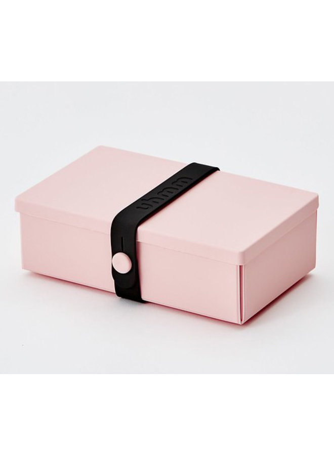 Pink Uhmm Box | lunch box | lunch box