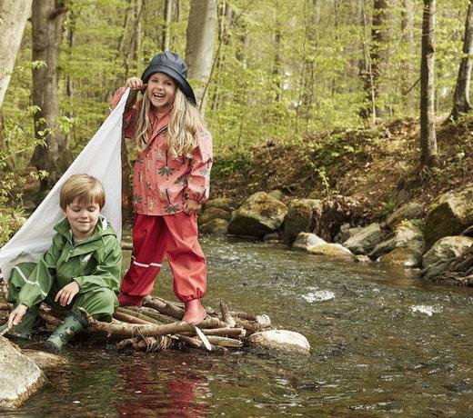 Children's rainwear KDV & BSO