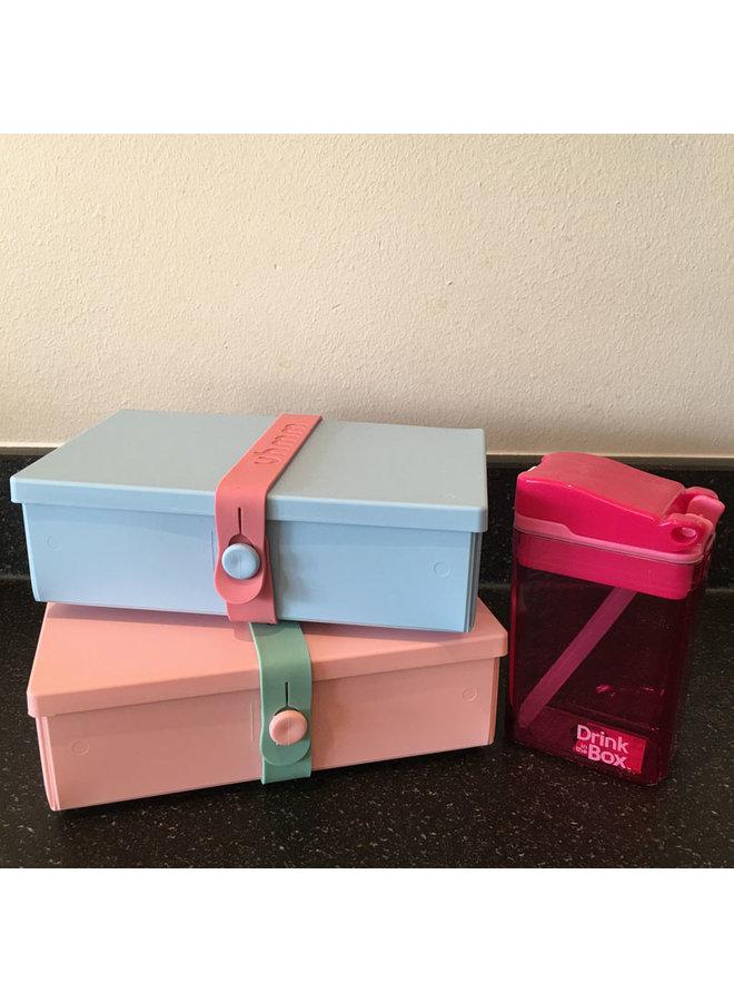 Set van een Uhmm Box no.1 & Drink in the Box 235ml