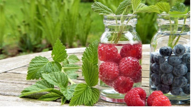 mijn favoriete fruitwater recepten