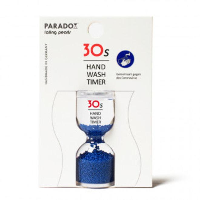 Handwash timer   zandloper voor handen wassen