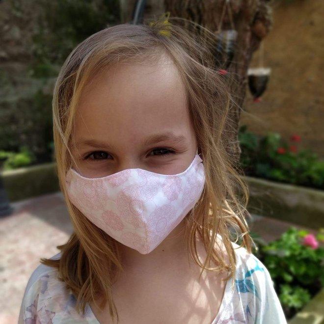 Wasbaar mondkapje met filter | Soulmates| kinderen & volwassenen