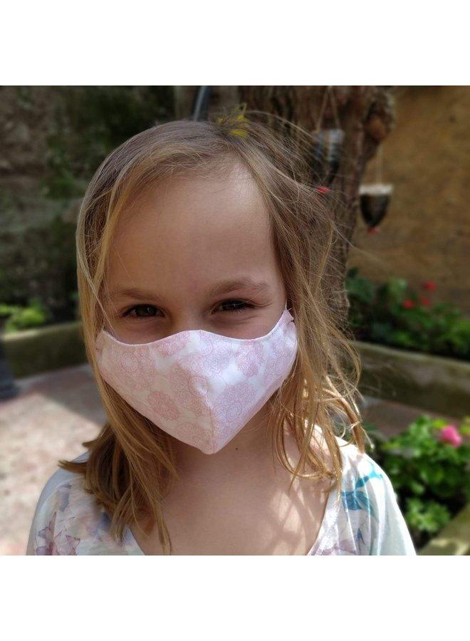 Herbruikbaar mondkapje met filter   Soulmates  kinderen & volwassenen