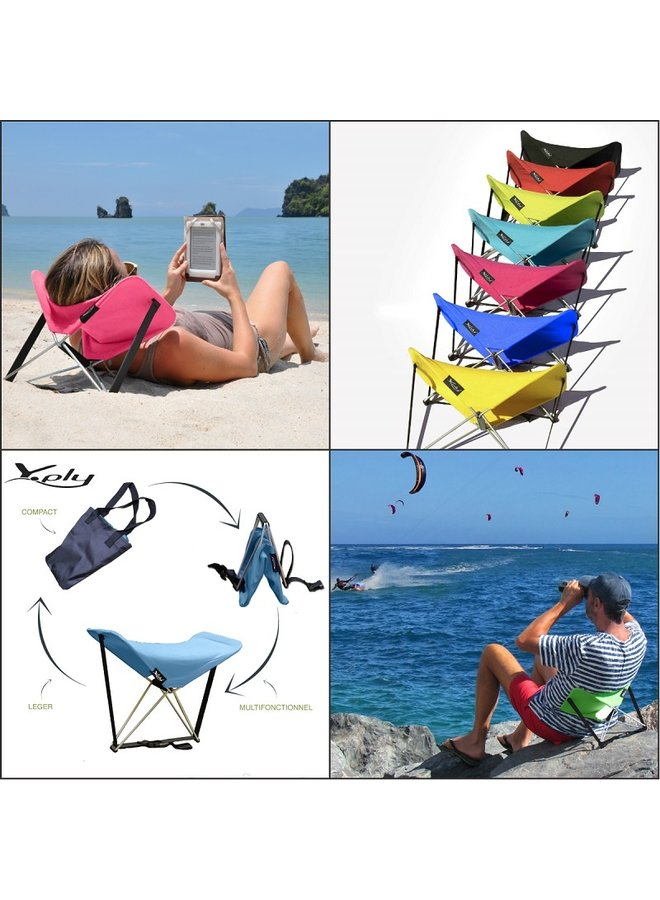 Y-PLY | multifunctional beach chair | foldable