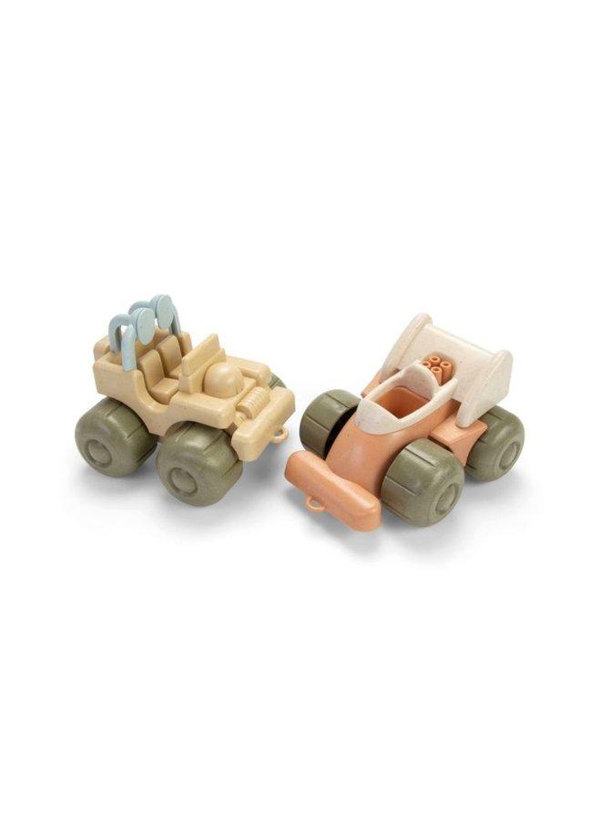 Speelgoed buggy & race-auto | Bio plastic