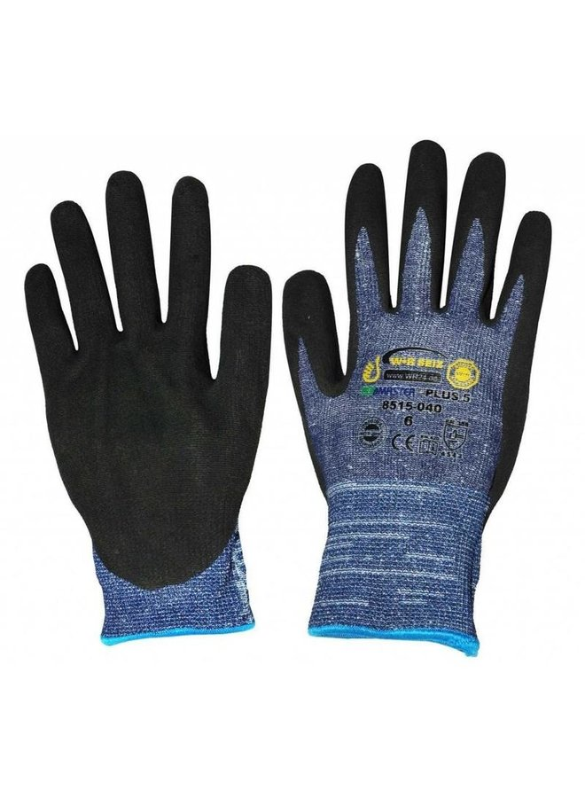 Protective work gloves for children