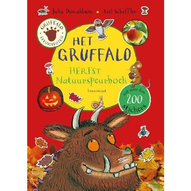 Gruffalo Natuurspeurboek | HERFST