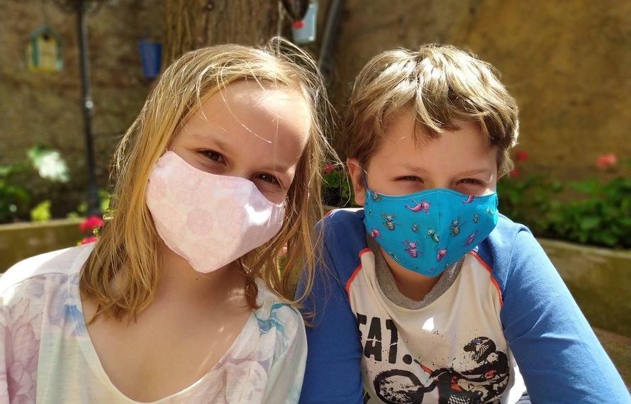Instructie gebruik herbruikbare mondkapjes