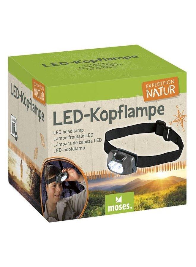LED headlamp for children
