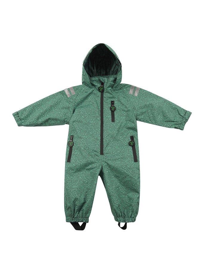 Durable children's rain suit Funky Blue 74-116 - Copy - Copy