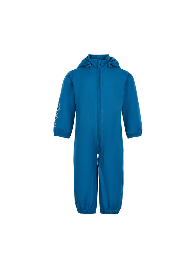 Softshell jumpsuit, overall | size 80-98 | blue