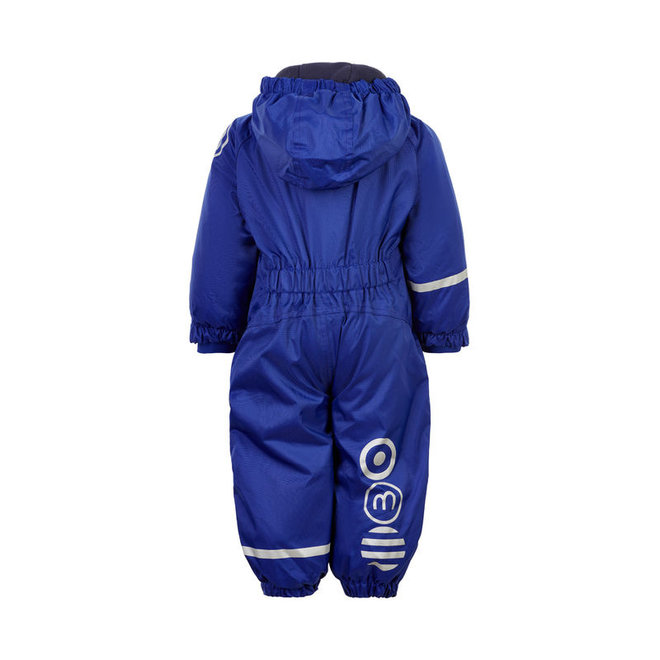 Blauw kinder ski-pak | Oxford Sodalite Blue | maat 80-104