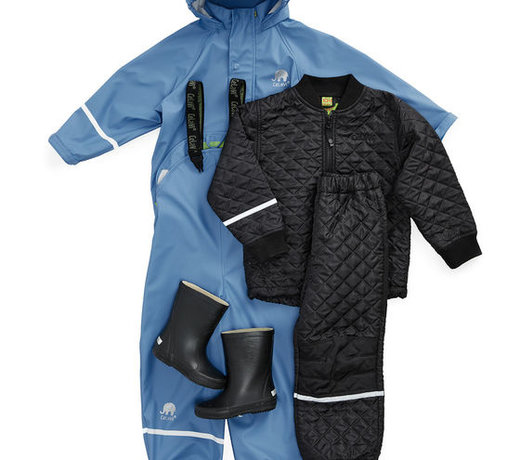 Thermo outerwear for children