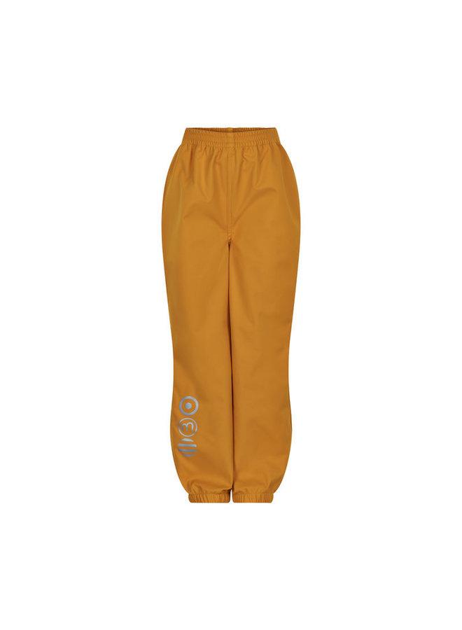 Softshell broek|  golden orange | 80-152