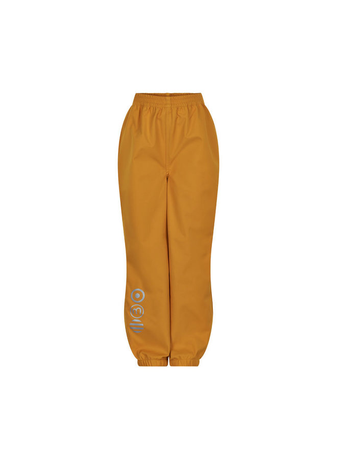 Softshell broek|  golden orange
