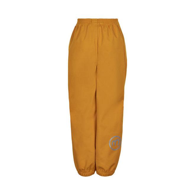 Waterdichte softshell broek  golden orange
