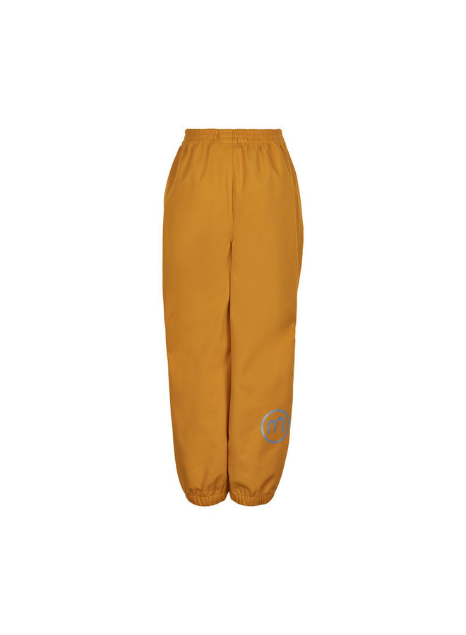 Waterdichte softshell broek| golden orange