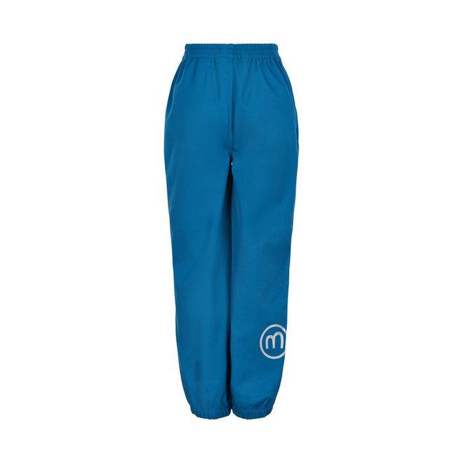 Waterproof softshell pants | blue