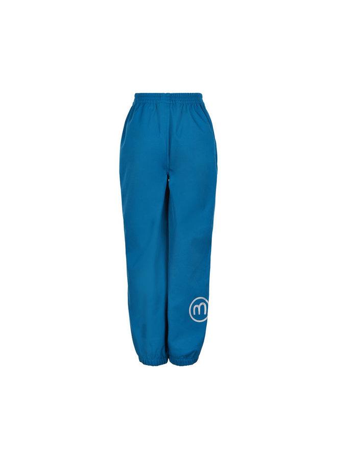 Softshell kids pants   blue