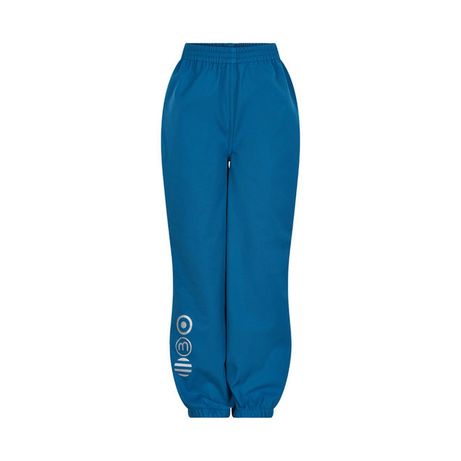 Waterdichte softshell broek| blauw
