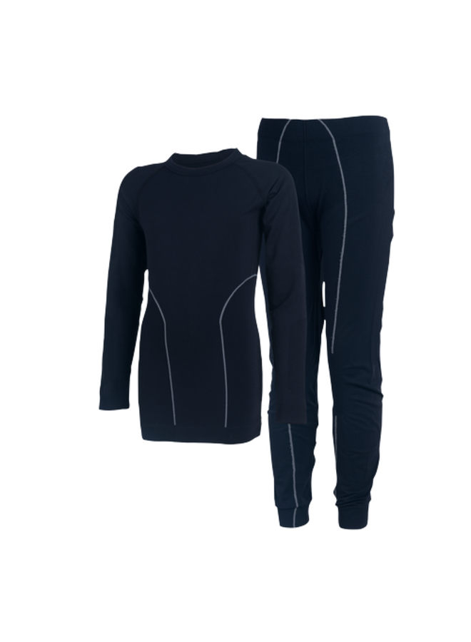Thermo underwear set | black
