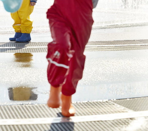 Raincoats and rain pants