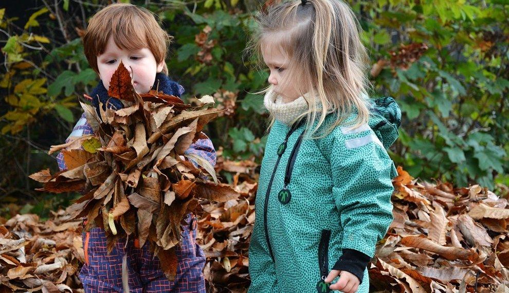 Top 10 buitenactiviteiten voor de herfst