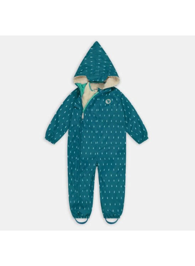 3-in-1 Ravotters outer suit Teal Raindrop | 0-6 years