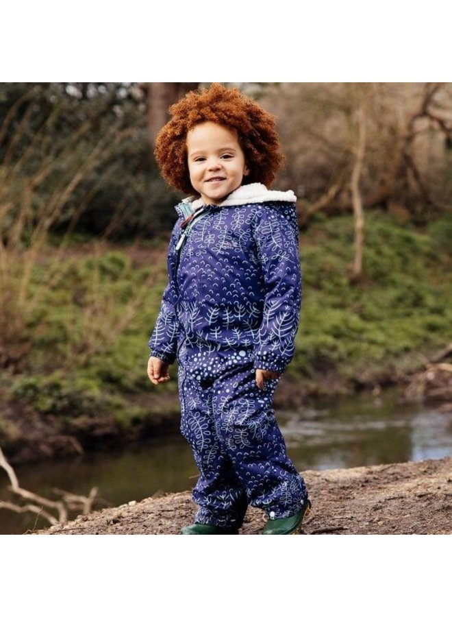 3-in-1 Botanic outdoor suit for little ravotters | 0-6 years
