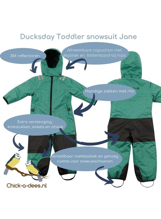 Snowsuit / rainsuit Jane | maat 98-110