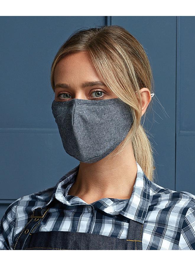 3-layer face mask | face mask | color natural or black