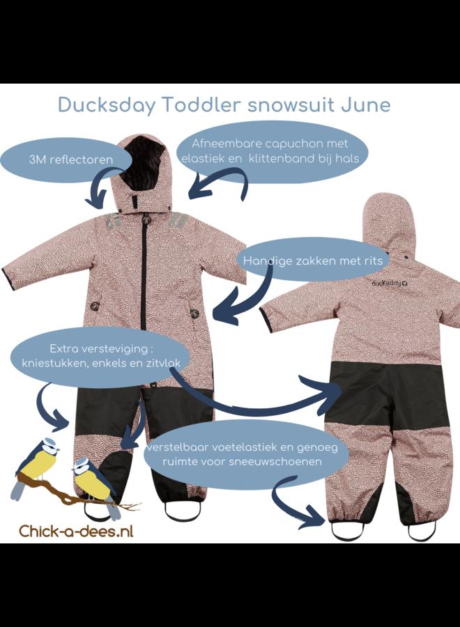 Snowsuit / rainsuit June | size 98-110