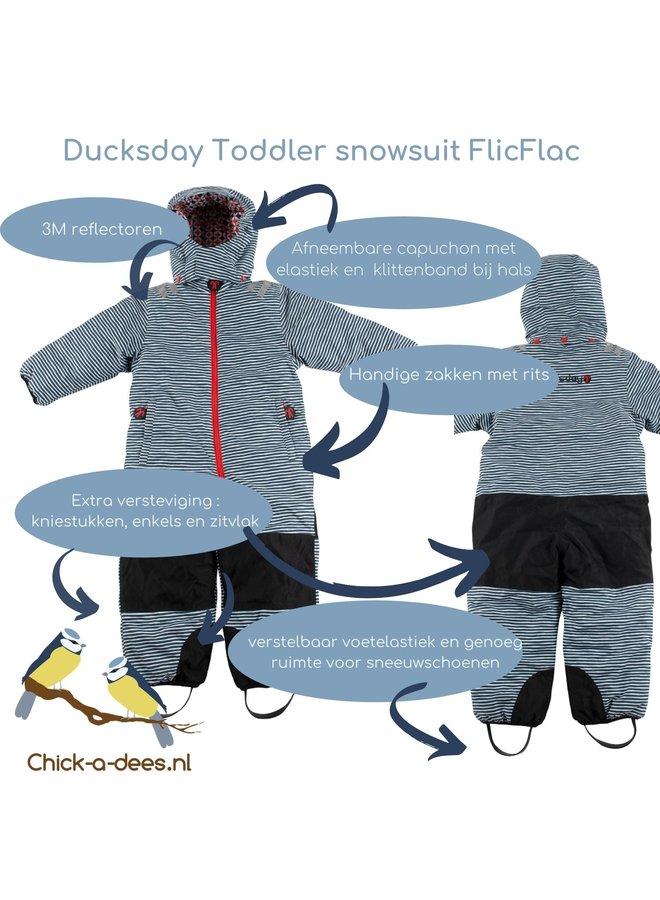 Snowsuit / rainsuit FlicFlac| maat 98-110