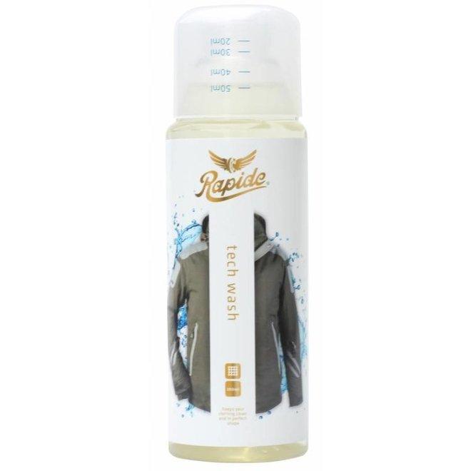 Wasmiddel voor ademende en waterdichte kleding