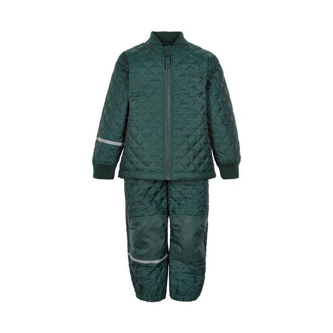 Thermo set - Dark green | size 86-128